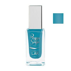 Peggy Sage Vernis à ongles Forever LAK  Aquamarine 11ML, Vernis à ongles couleur