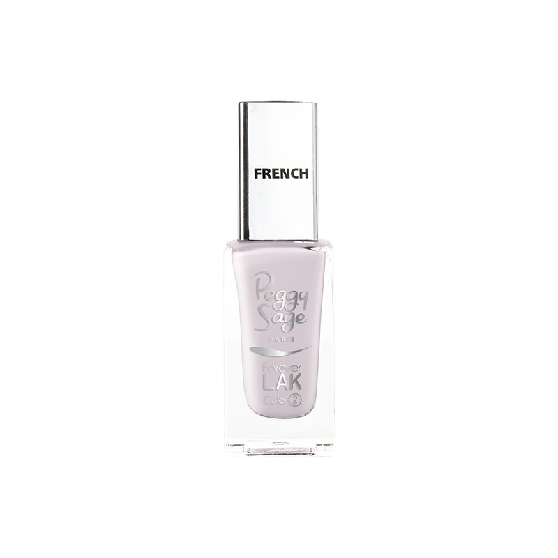 Peggy Sage Vernis à ongles Forever LAK Lilac whisper 11ML, Vernis à ongles couleur