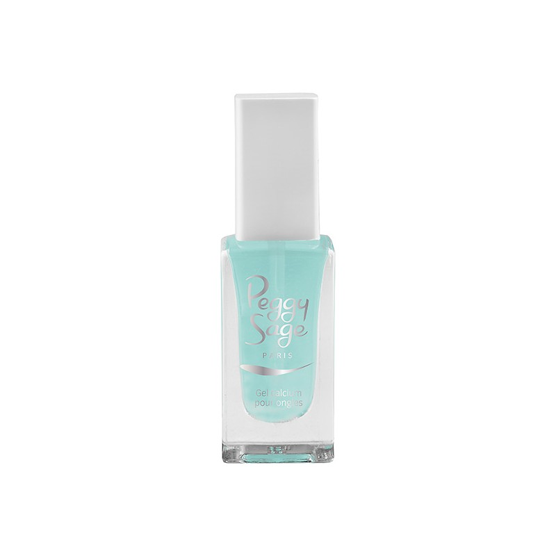 Peggy Sage Gel calcium pour ongles 11ML, Soin intensif