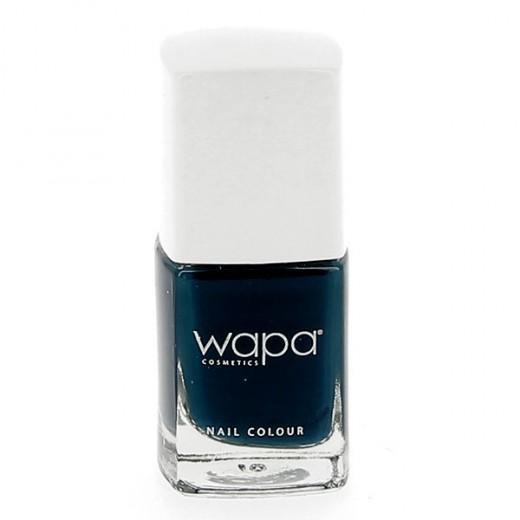 Wapa Vernis à ongles séchage rapide Bleu minéral 803 12ML, Vernis à ongles couleur
