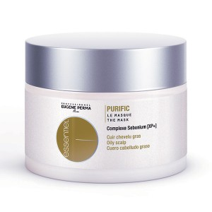 Eugène Perma Masque rééquilibrant Purific Essentiel 150ML, Masque cheveux
