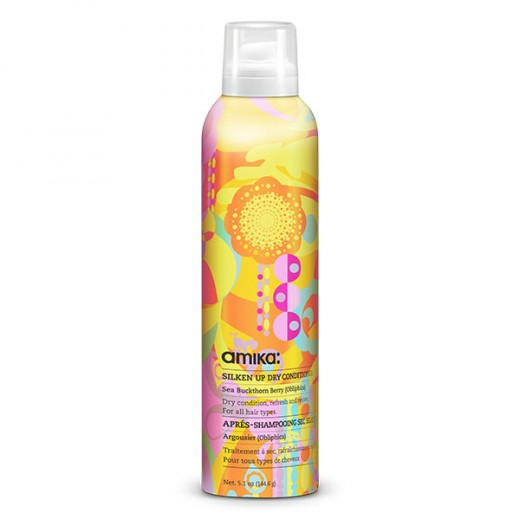 Amika Après-shampooing sec Silken Up Dry Conditionner 232ML, Spray cheveux