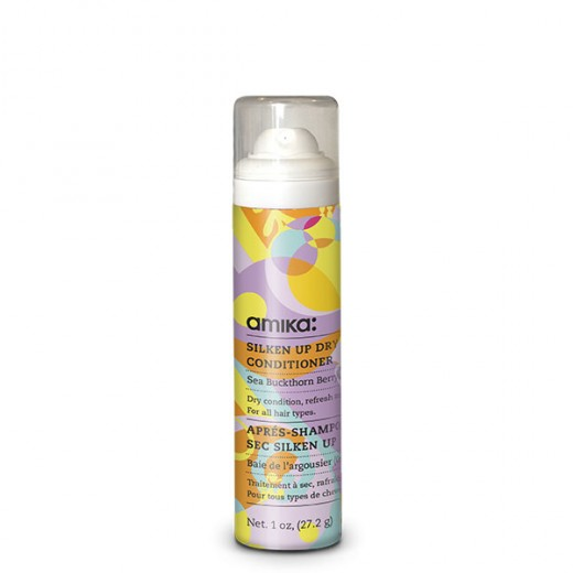 Amika Après-shampooing sec  Silken Up Dry Conditionner 44ML, Spray cheveux