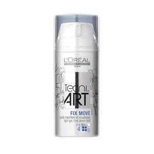 L'Oréal Professionnel Gel Fix move Tecni.art 100ML, Gel