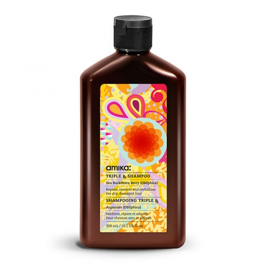 Shampooing Triple Rx Amika 300 ml