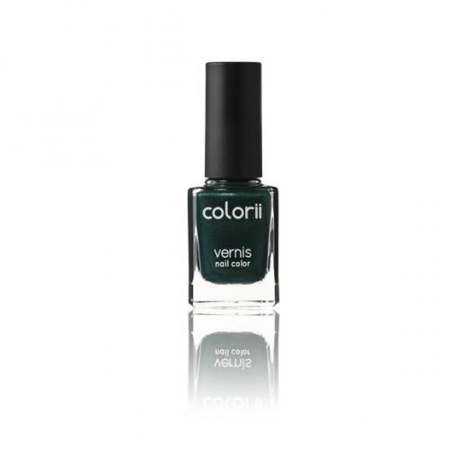 Colorii Vernis à ongles Magic green 11ML, Vernis à ongles couleur