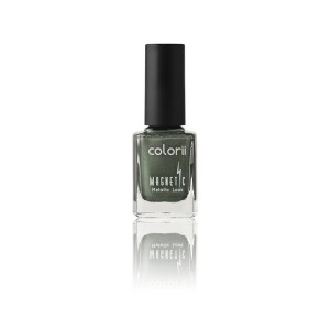 Colorii Vernis à ongles Magnetic Dangerous green 11ML, Vernis à ongles couleur