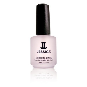 Jessica Soin intensif ongles mous Transparent 14ML, Soin intensif