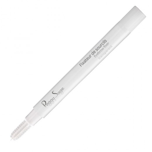 Peggy Sage Fixateur de sourcils transparent 2ML, Crayon sourcils