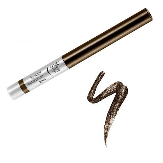 Eyeliner waterproof brun peggy sage