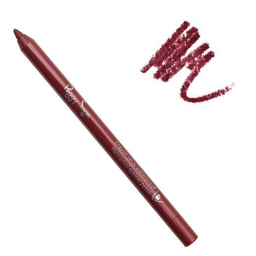 Crayon yeux waterproof Bordeaux irisé 1.25g