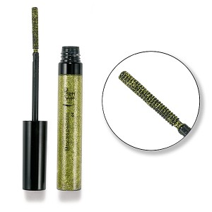 Peggy Sage Mascara paillettes Or 11ML, Mascara
