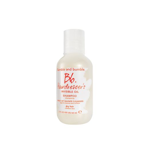 Shampooing hydratant sans sulfates Hairdresser's Invisible Oil 60ml