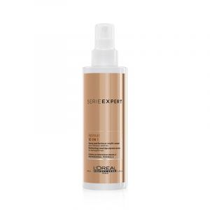Spray perfecteur 10 en 1 multi-usages Absolut Repair Gold 190ml