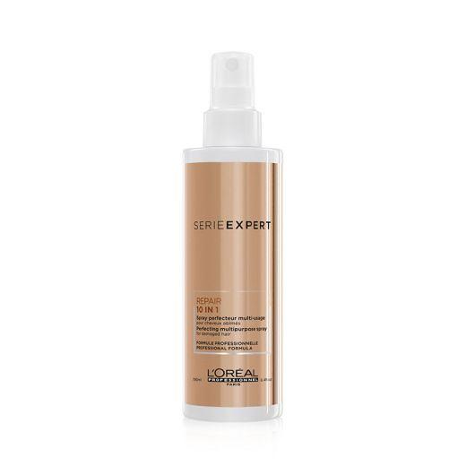 Spray perfecteur 10 en 1 multi-usages Absolut Repair Gold 190ml