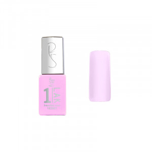 Peggy Sage Mini vernis semi-permanent 1-LAK - Frenchie rose 5ml, Vernis semi-permanent couleur