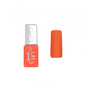Peggy Sage Mini vernis semi-permanent 1-LAK - Mango-go-go 5ml, Vernis semi-permanent couleur