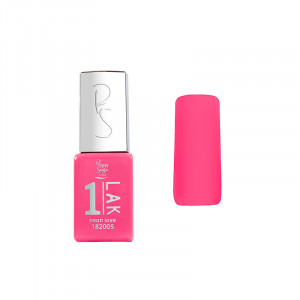 Peggy Sage Mini vernis semi-permanent 1-LAK - Neon love 5ml, Vernis semi-permanent couleur