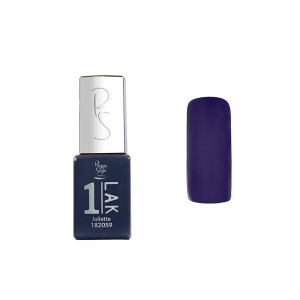 Peggy Sage Mini vernis semi-permanent 1-LAK - Juliette 5ml, Vernis semi-permanent couleur