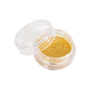 Décors pour ongles Mini Balls - Gold 3g