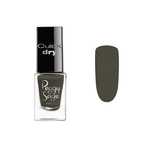 Mini vernis à ongles Quick Dry - Leslie 5ml