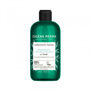 Eugène Perma Shampooing anti-pelliculaire au Saule Collections nature 300ml, Shampoing naturel