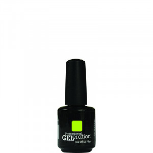 Jessica Vernis semi-permanent Geleration Yellow flame 15ML, Vernis semi-permanent couleur