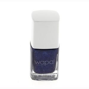 Wapa Vernis à ongles séchage rapide Bleu nacré 043 12ML, Vernis à ongles couleur