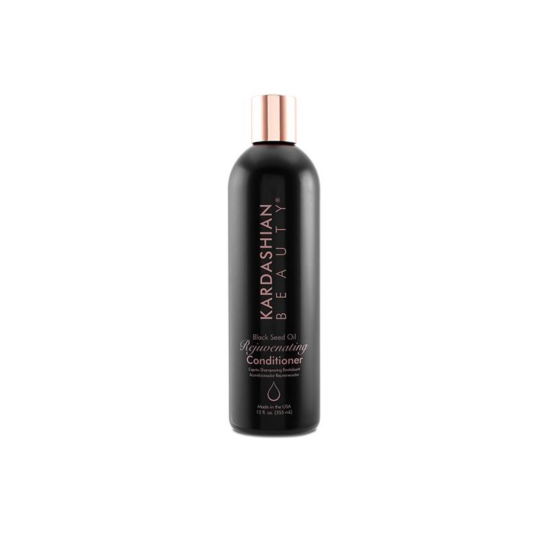 Kardashian Beauty Conditionneur revitalisant à l'huile de cumin noir 355ML, Après-shampoing avec rinçage