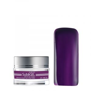 Gel UV de couleur SubliGel Purple love
