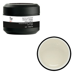 Gel UV universel 1 phase Naturel 15g
