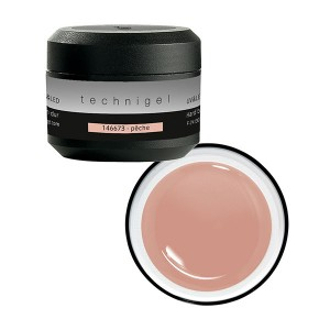 Peggy Sage Gel UV de construction dur Pêche 15g, Gel construction