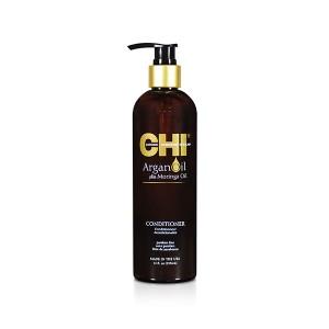 Chi Conditionneur rajeunissant Argan Oil 340ML, Après-shampoing avec rinçage