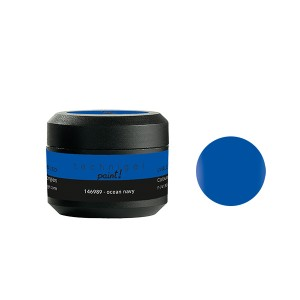 Peggy Sage Gel de couleur UV & LED Technigel Paint Ocean navy, Gel couleur