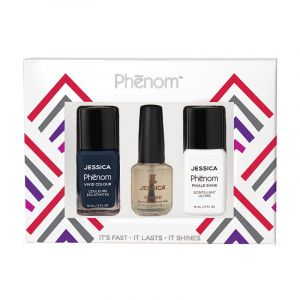 Vernis à ongles Phenom Kit x3 Blue Blooded