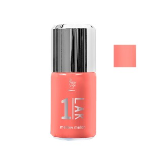 Peggy Sage Vernis semi-permanent 1-Lak Mellow melon 10ML, Vernis semi-permanent couleur