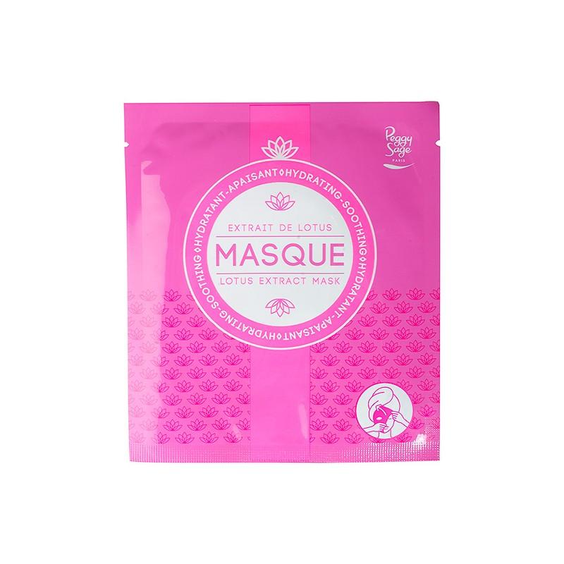 Peggy Sage Masque Hydratant-apaisant 23ML, Masque visage