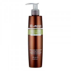 B-App Après-shampooing  volumisant Vol & Lux 250ML, Après-shampoing avec rinçage