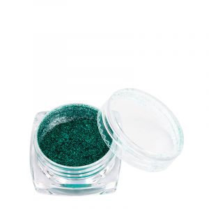 Pigments pour ongles - diamond green 0.2g