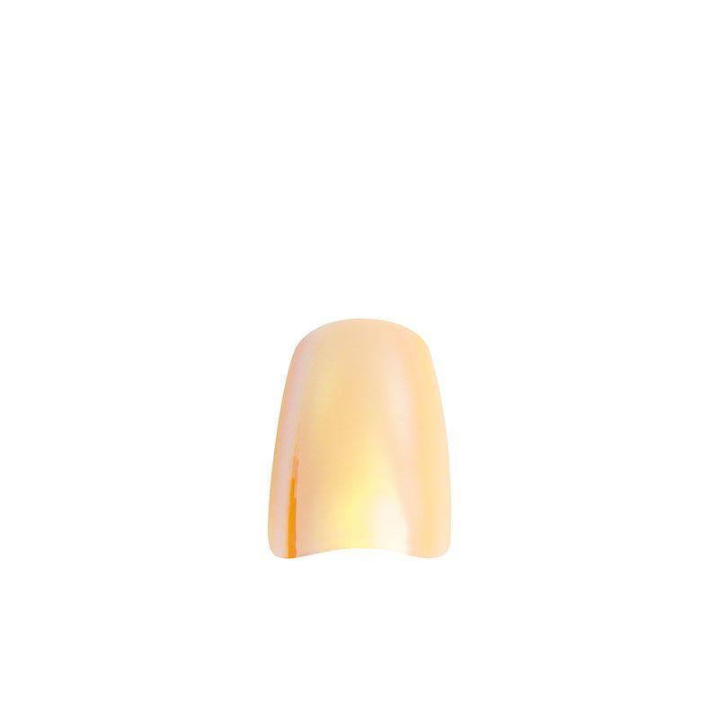 Faux ongles Idyllic Nails Set x24 Holo Gold