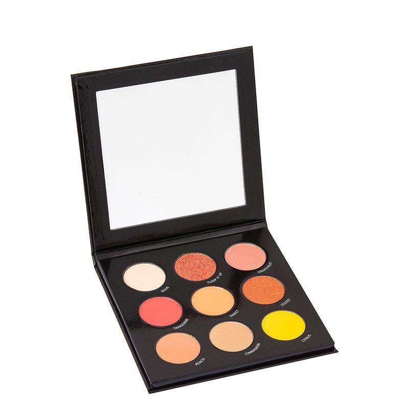 Palette ombres à paupières - Squeezy 9x1.5g