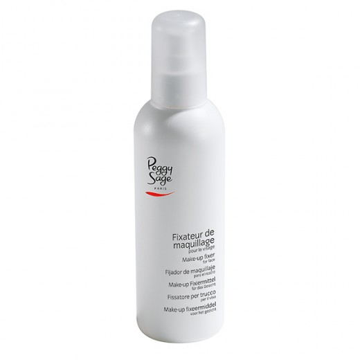 Peggy Sage Fixateur de maquillage 200ML, Base & Primer teint