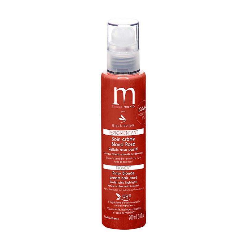 Mulato Soin Repigmentant Blond rosé 200ML, Après-shampoing repigmentant