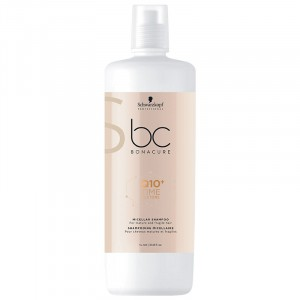 Schwarzkopf Shampooing micellaire Q10 Time Restore 1000ML, Cosmétique