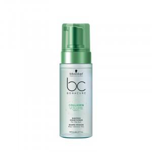 Schwarzkopf Baume-mousse cheveux fins Collagen Volume Boost 150ML, Après-shampoing