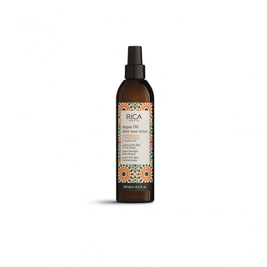 Huile d'argan post-epilation rica 250ml