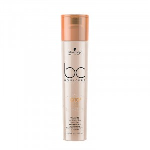 Schwarzkopf Shampooing micellaire cheveux matures Q10+ Time Restore 250ML, Cosmétique