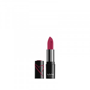 NYX Professional Makeup Rouge à lèvres Shout loud satin Cherry Charm 3.4g, Rouge à lèvres