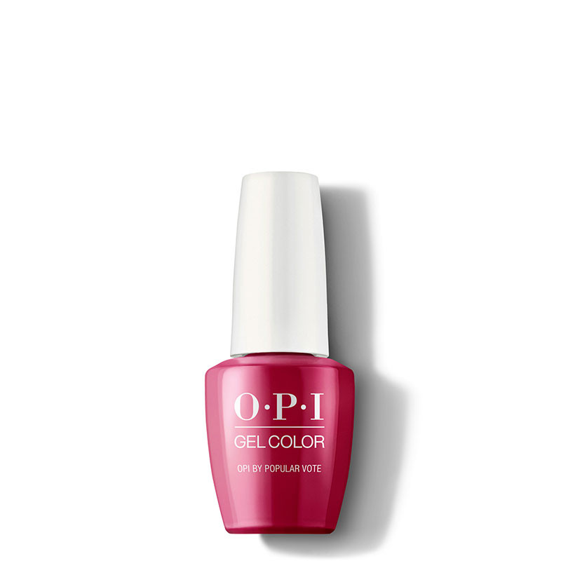 OPI Vernis semi-permanent GelColor OPI by Popular Vote, Vernis semi-permanent couleur