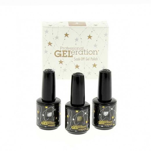 Jessica Kit gel Party time, Vernis semi-permanent couleur
